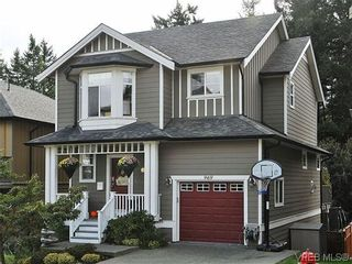 Photo 1: 969 Cavalcade Terr in VICTORIA: La Florence Lake House for sale (Langford)  : MLS®# 622566