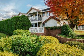 "Photo 1: 80 20554 118 Avenue in Maple Ridge: Southwest Maple Ridge Townhouse for sale in ""COLONIAL WEST"" : MLS®# R2511753"