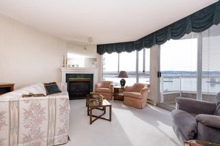 """Photo 3: 1706 1245 QUAYSIDE Drive in New Westminster: Quay Condo for sale in """"THE RIVIERA"""" : MLS®# R2257367"""