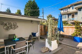 """Photo 18: 2092 WHYTE Avenue in Vancouver: Kitsilano 1/2 Duplex for sale in """"KITS POINT"""" (Vancouver West)  : MLS®# R2209008"""
