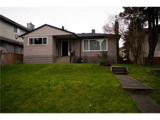 Photo 1: 465 W 63RD Avenue in Vancouver: Marpole House for sale (Vancouver West)  : MLS®# V934202