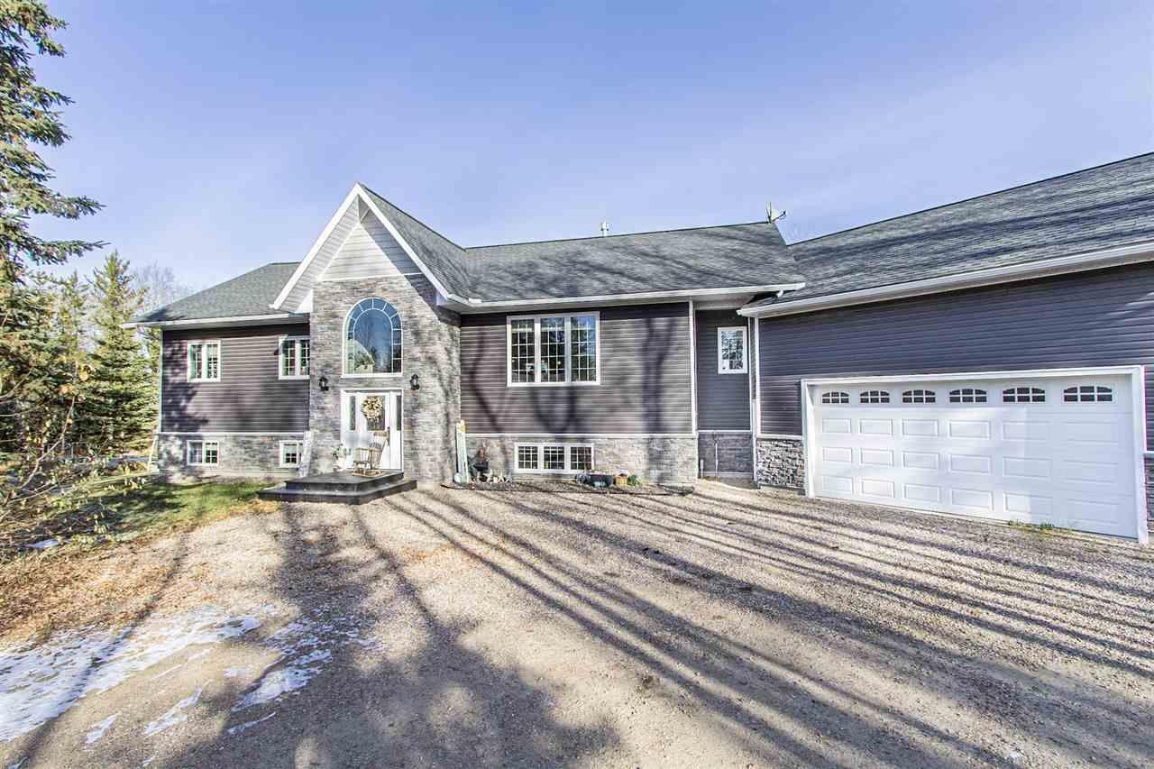 Main Photo: 62101 RR 421: Rural Bonnyville M.D. House for sale : MLS®# E4219844