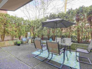"""Photo 4: 105 1009 HOWAY Street in New Westminster: Uptown NW Condo for sale in """"HUNTINGTON WEST"""" : MLS®# R2535824"""