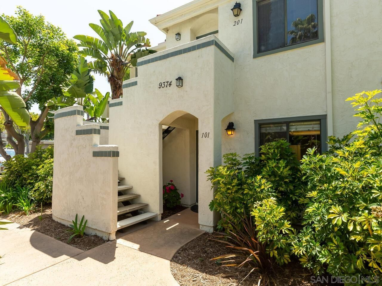 Main Photo: RANCHO PENASQUITOS Condo for sale : 3 bedrooms : 9374 Twin Trails Dr #101 in San Diego