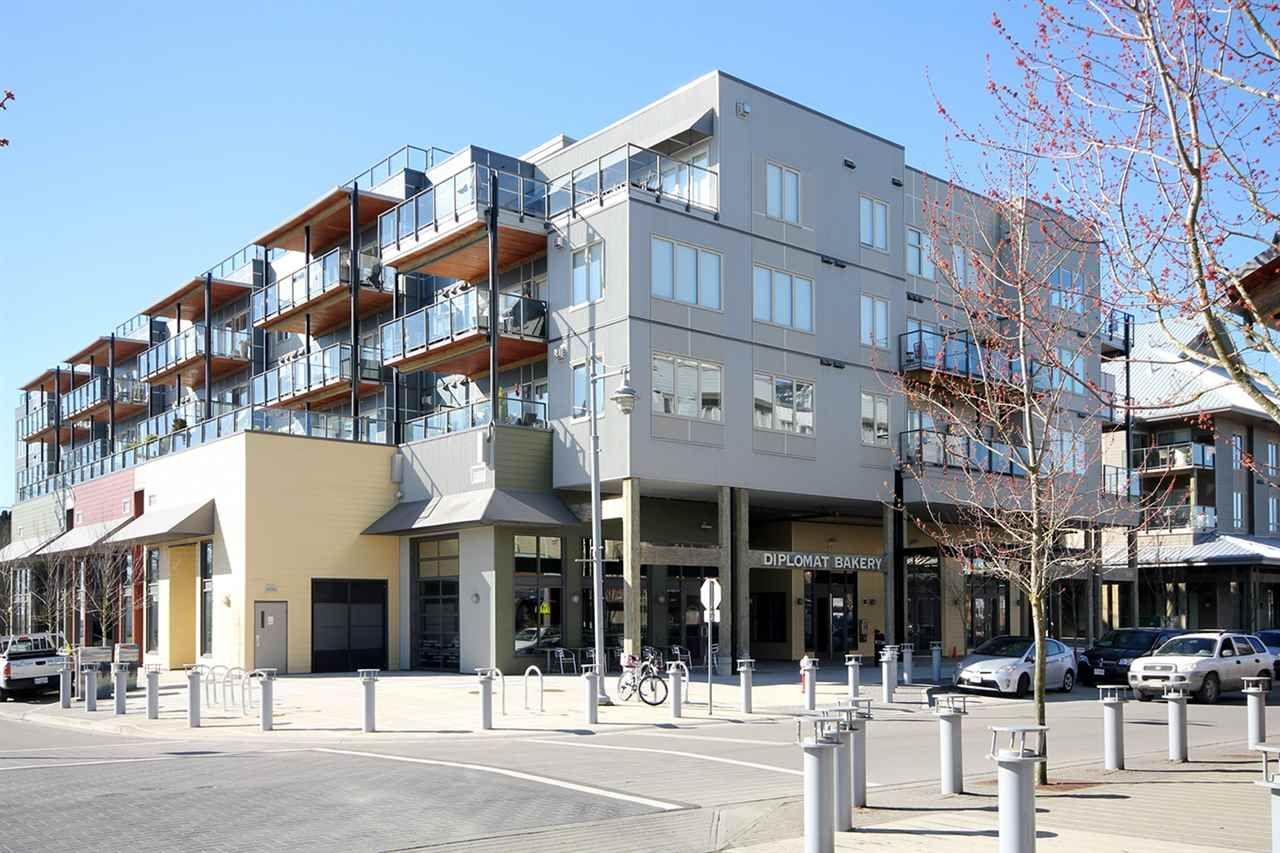 "Main Photo: 307 6168 LONDON Road in Richmond: Steveston South Condo for sale in ""THE PIER"" : MLS®# R2386688"