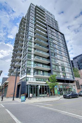 Main Photo: 1406 550 RIVERFRONT AVENUE SE in Calgary: Downtown East Village Apartment for sale : MLS®# A1144293