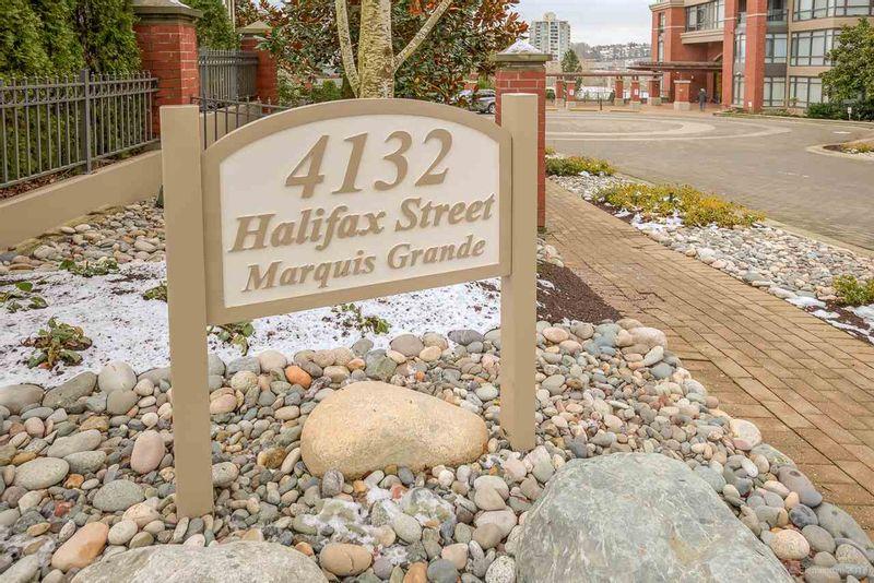 FEATURED LISTING: 403 - 4132 HALIFAX Street Burnaby