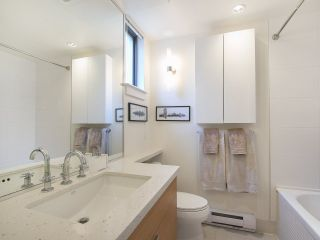 "Photo 12: 854 W 6TH Avenue in Vancouver: Fairview VW Townhouse for sale in ""BOXWOOD GREEN"" (Vancouver West)  : MLS®# R2184606"