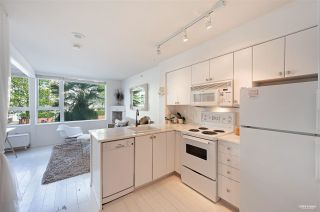 """Photo 6: 202 910 BEACH Avenue in Vancouver: Yaletown Condo for sale in """"Meridian"""" (Vancouver West)  : MLS®# R2581260"""