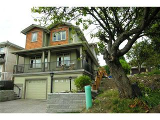 Photo 1: 87 SEA Avenue in Burnaby: Capitol Hill BN House for sale (Burnaby North)  : MLS®# V911926