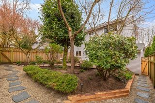 """Photo 33: 8215 STRAUSS Drive in Vancouver: Champlain Heights Townhouse for sale in """"Ashleigh Heights"""" (Vancouver East)  : MLS®# R2565596"""