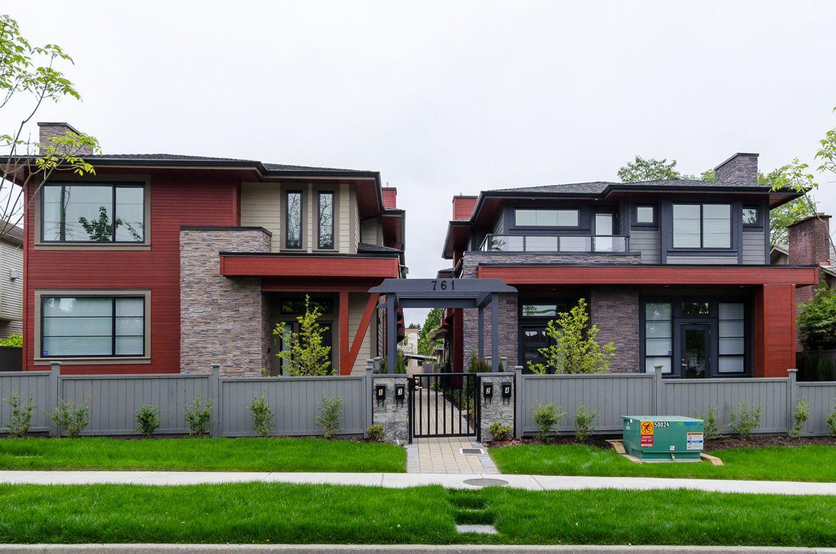 Main Photo:  in : Coquitlam West Fourplex for sale (Coquitlam)