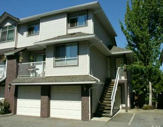 """Photo 1: 2450 LOBB Ave in Port Coquitlam: Mary Hill Townhouse for sale in """"SOUTHSIDE ESTATES"""" : MLS®# V608765"""