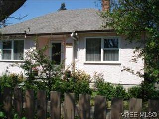 Photo 1: 1590 Bay St in VICTORIA: Vi Oaklands House for sale (Victoria)  : MLS®# 504668