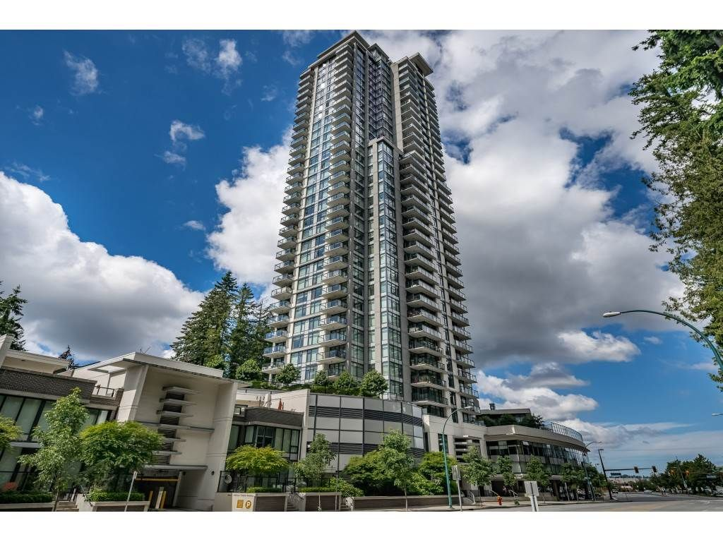 """Main Photo: 2601 3080 LINCOLN Avenue in Coquitlam: North Coquitlam Condo for sale in """"1123 WESTWOOD"""" : MLS®# R2463798"""