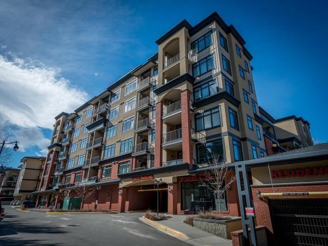 Main Photo: 306 765 MCGILL ROAD in Kamloops: Sahali Apartment Unit for sale : MLS®# 161511