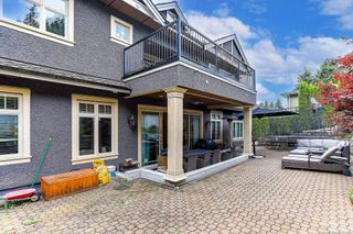 Photo 36: 1365 PALMERSTON Avenue in West Vancouver: Ambleside House for sale : MLS®# R2618136
