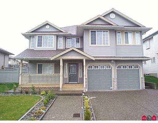 """Main Photo: 3614 SYLVAN Place in Abbotsford: Abbotsford West House for sale in """"BLUERIDGE & HOMESTEAD"""" : MLS®# F2901512"""