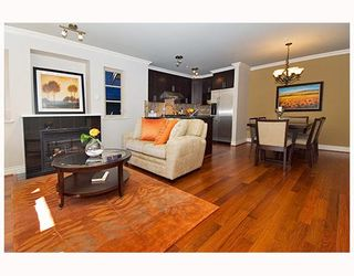 Photo 3: 3259 W 2ND Avenue in Vancouver: Kitsilano 1/2 Duplex for sale (Vancouver West)  : MLS®# V682512
