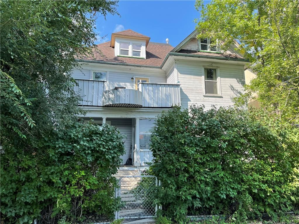 Main Photo: 125 Lusted Avenue in Winnipeg: Point Douglas Residential for sale (4A)  : MLS®# 202121372