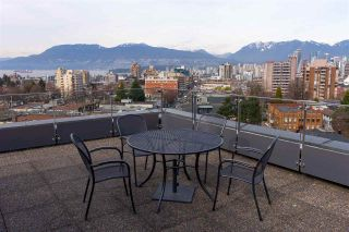 """Photo 11: 104 1445 MARPOLE Avenue in Vancouver: Fairview VW Condo for sale in """"Hycroft Towers"""" (Vancouver West)  : MLS®# R2554611"""