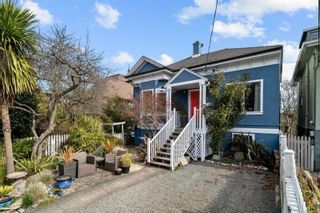 Photo 2: 1713/1715 Fernwood Rd in : Vi Fernwood House for sale (Victoria)  : MLS®# 871097