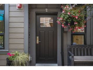 """Photo 4: 2 3508 MT SEYMOUR Parkway in North Vancouver: Northlands Townhouse for sale in """"Parkgate"""" : MLS®# R2589973"""