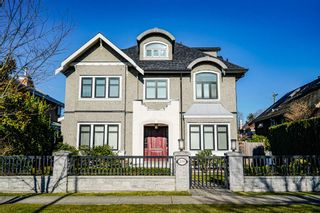 Photo 1: 2055 W 46TH Avenue in Vancouver: Kerrisdale House for sale (Vancouver West)  : MLS®# R2532088