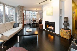 """Photo 4: 909 1500 HORNBY Street in Vancouver: Yaletown Condo for sale in """"888 BEACH"""" (Vancouver West)  : MLS®# R2020455"""