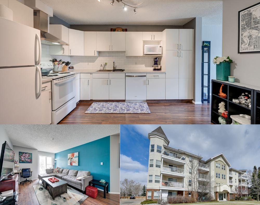 Main Photo: 301 11104 109 Avenue in Edmonton: Zone 08 Condo for sale : MLS®# E4240626