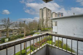 "Photo 24: 404 47 AGNES Street in New Westminster: Downtown NW Condo for sale in ""Fraser House"" : MLS®# R2564931"