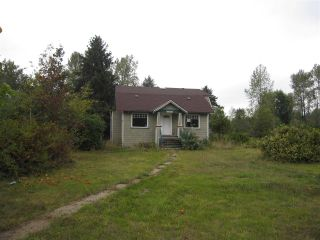 Photo 2: 25151 DEWDNEY TRUNK Road in Maple Ridge: Websters Corners House for sale : MLS®# R2204829