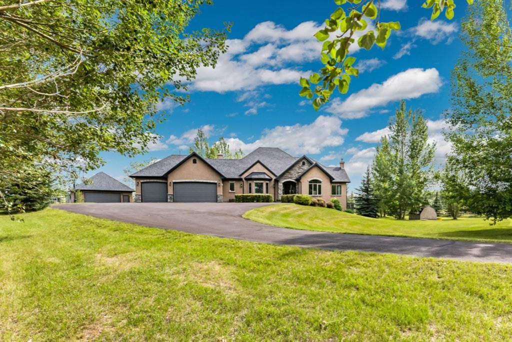 Main Photo: 238036 44 Street E: Rural Foothills County Detached for sale : MLS®# A1143338