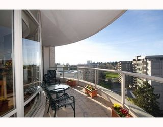 Photo 1: 901 5850 BALSAM Street in Vancouver West: Home for sale : MLS®# V810332