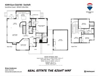 Photo 25: 4399 GUN CLUB Road in Sechelt: Sechelt District House for sale (Sunshine Coast)  : MLS®# R2607884