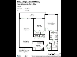"""Photo 24: 205 1025 CORNWALL Street in New Westminster: Uptown NW Condo for sale in """"CORNWALL PLACE"""" : MLS®# R2537954"""