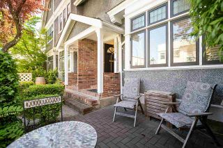 Photo 4: 2636 HEMLOCK Street in Vancouver: Fairview VW Townhouse for sale (Vancouver West)  : MLS®# R2590262