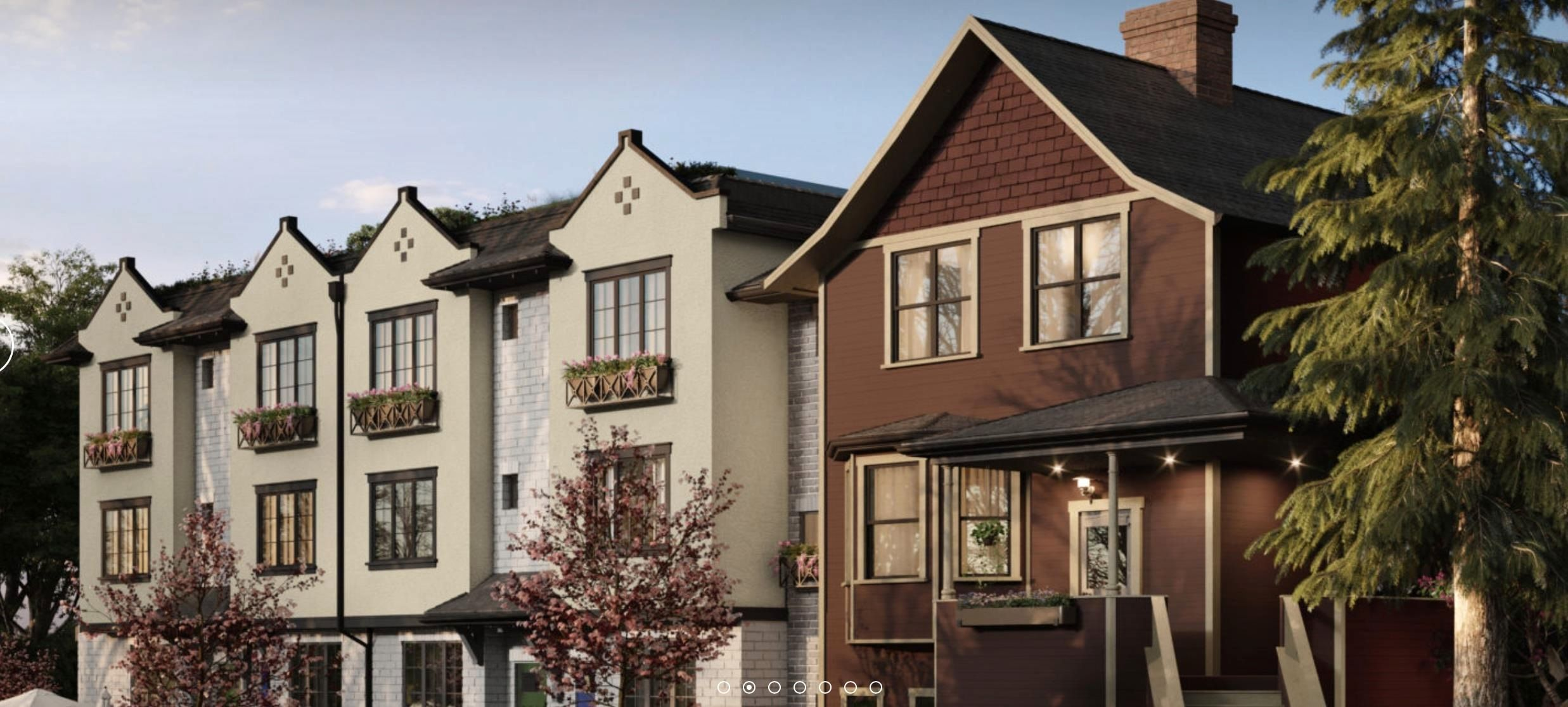 """Main Photo: 1897 W 2ND Avenue in Vancouver: Kitsilano Townhouse for sale in """"Heritage Cypress"""" (Vancouver West)  : MLS®# R2614743"""