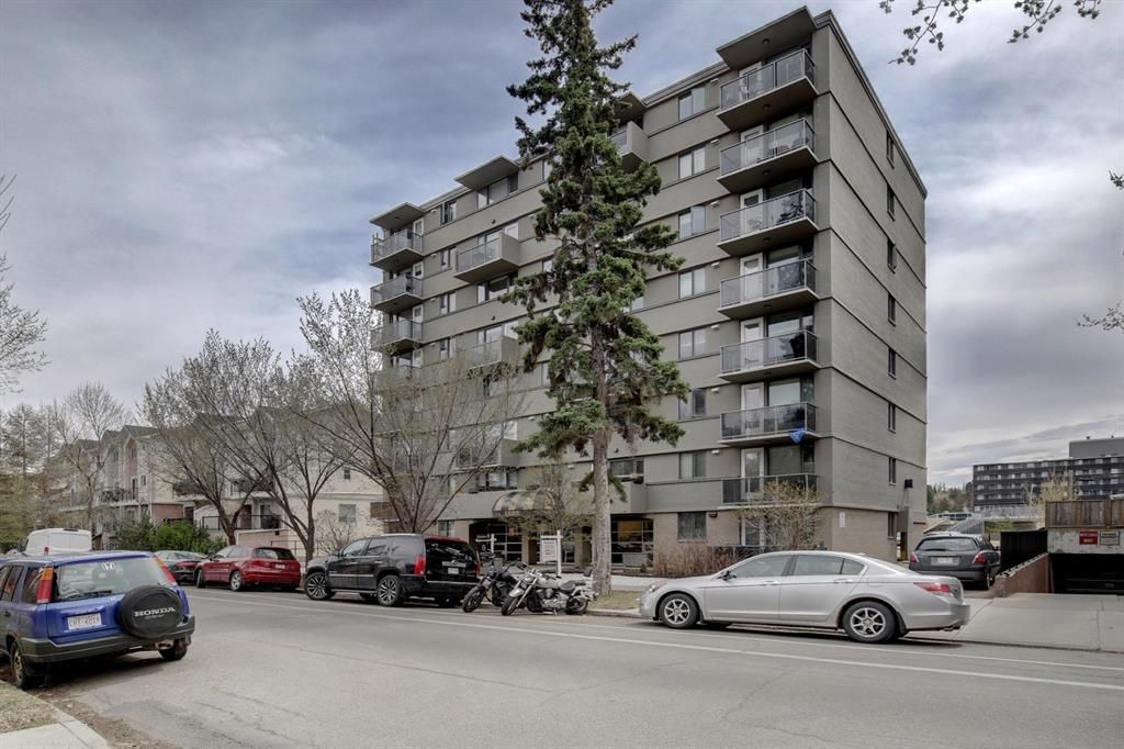 Main Photo: 403 1225 15 Avenue SW in Calgary: Downtown West End Apartment for sale : MLS®# A1107654