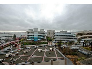"""Photo 12: 604 155 W 1ST Street in North Vancouver: Lower Lonsdale Condo for sale in """"Time"""" : MLS®# V1050173"""