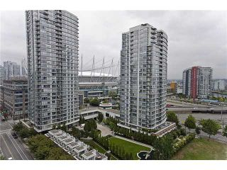 """Photo 3: 1505 989 BEATTY Street in Vancouver: Yaletown Condo for sale in """"NOVA"""" (Vancouver West)  : MLS®# V914855"""