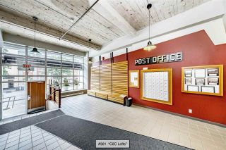 """Photo 32: 301 549 COLUMBIA Street in New Westminster: Downtown NW Condo for sale in """"C2C Lofts"""" : MLS®# R2590758"""