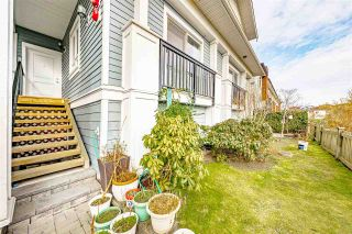 "Photo 3: 28 1130 EWEN Avenue in New Westminster: Queensborough Townhouse for sale in ""Gladstone Park"" : MLS®# R2539709"