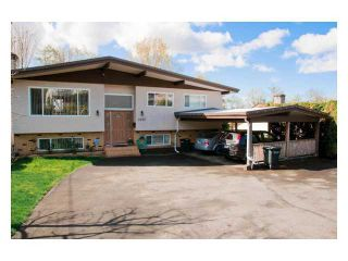 Photo 1: 6698 E BROADWAY in Burnaby: Parkcrest House for sale (Burnaby North)  : MLS®# V952872