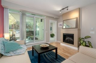 """Photo 4: 106 9188 UNIVERSITY Crescent in Burnaby: Simon Fraser Univer. Condo  in """"ALTAIRE"""" (Burnaby North)  : MLS®# R2392777"""