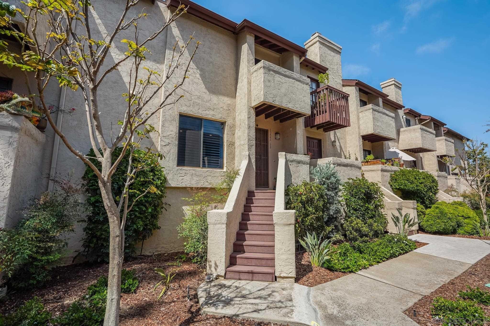 Main Photo: LINDA VISTA Condo for sale : 1 bedrooms : 1222 River Glen Row #68 in San Diego