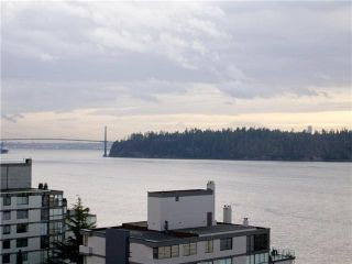 "Photo 8: # 1004 2135 ARGYLE AV in West Vancouver: Dundarave Condo for sale in ""THE CRESCENT"" : MLS®# V920793"