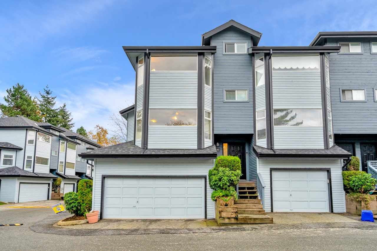 Main Photo: 46 1195 FALCON Drive in Coquitlam: Eagle Ridge CQ Townhouse for sale : MLS®# R2516713