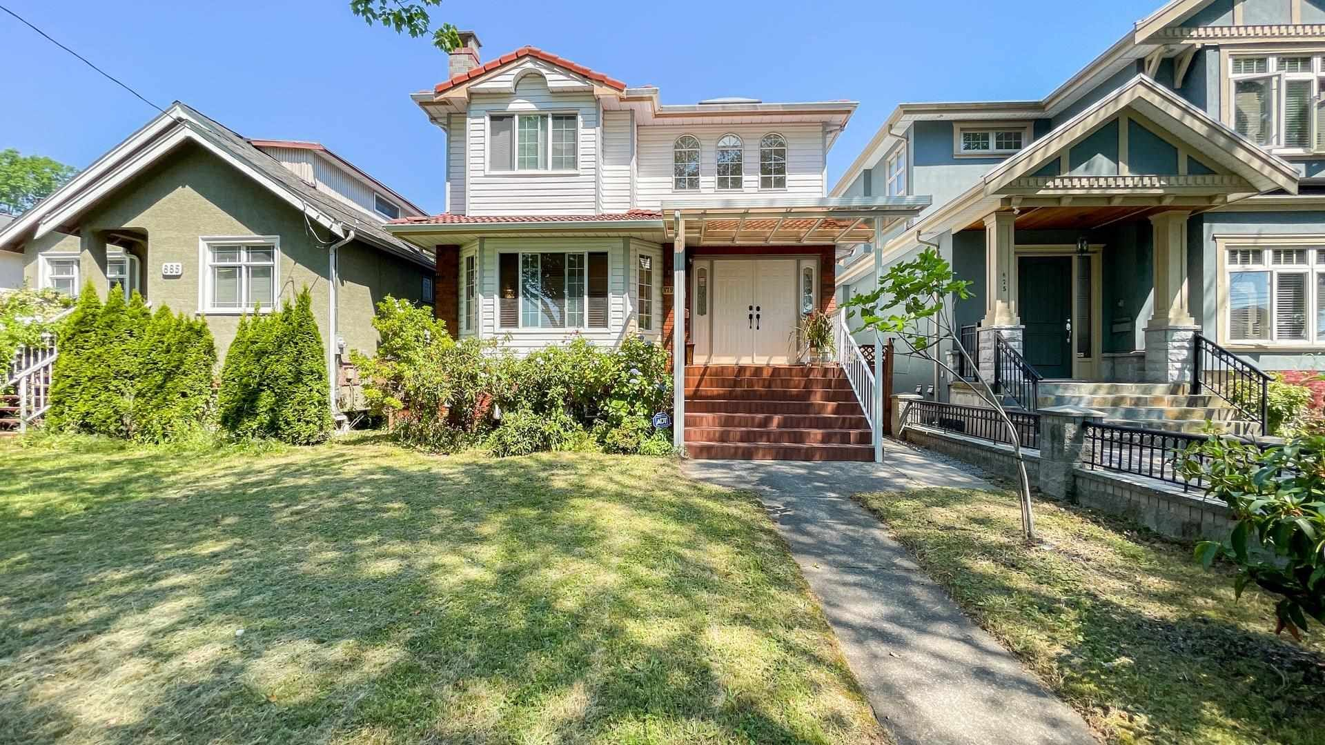 Main Photo: 879 W 60TH Avenue in Vancouver: Marpole House for sale (Vancouver West)  : MLS®# R2606107