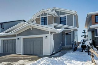Photo 2: 980 SETON Circle SE in Calgary: Seton Semi Detached for sale : MLS®# C4276346